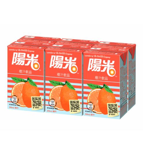 HiC_Orange Juice 250mL_6P