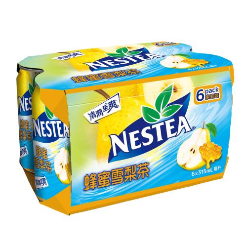 Nestea Honey Pear CAN 6P