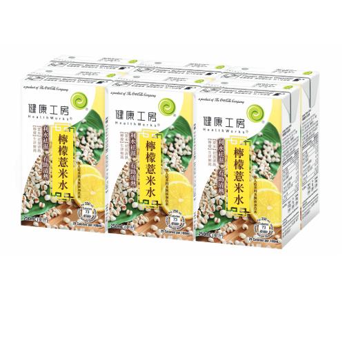 Healthworks Lemon YYR TP 6P
