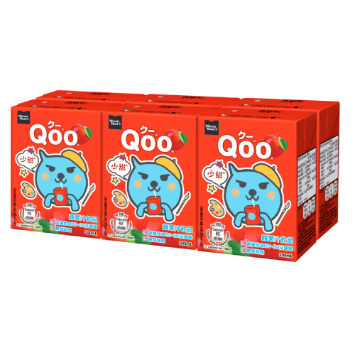 Qoo Apple TP 6P