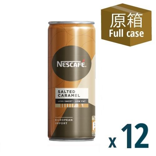 Nescafe Salted Caramel Latte