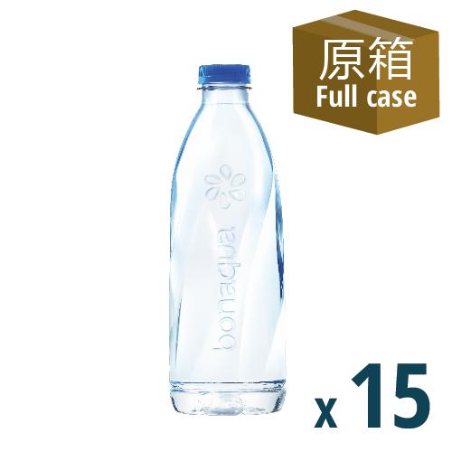 Bonaqua Label-less 600ml 15P