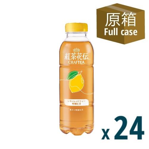 Kochakaden™ Craftea™ Lemonade Black Tea Beverage 500ml PET 24P