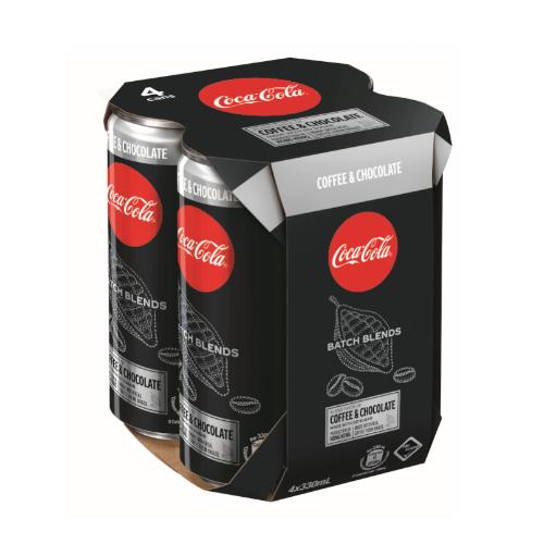 Coke Blend Chocolate 4P
