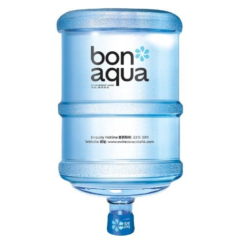Bonaqua Mineralized Water 18.9L
