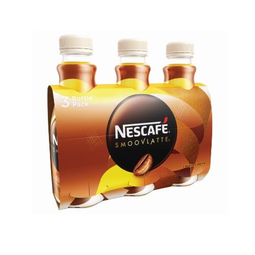 Nescafe Smoovlatte Coffee Beverage 268ml PET 3P