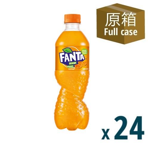 Fanta Orange 500ml PET 2021