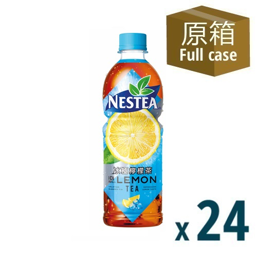 Nestea Lemon Ice Rush PET 24P