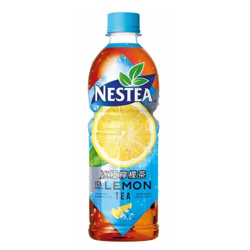 Nestea Lemon Ice Rush PET single