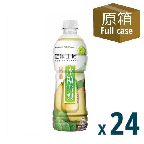 HealthWork Rock Sugar Pear - 500mL PET 24P